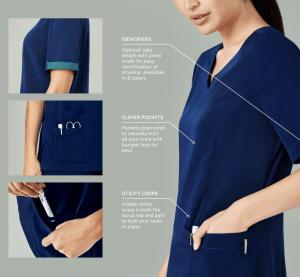 bizcare medical scrubs
