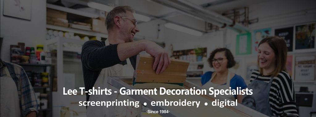 garment decoration specialists